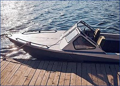 НПО «Электротехническая Корпорация» начало выпуск лодок и катеров из алюминия