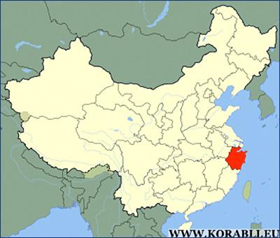 12 человек пропали без вести в результате крушения рыболовецкого судна на востоке Китая