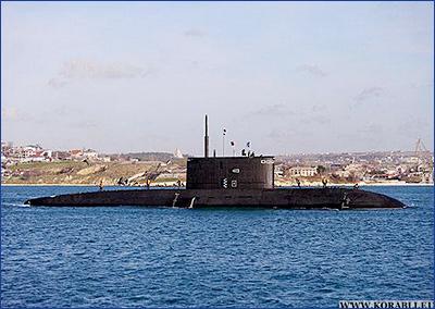 Военные медики ЧФ впервые провели срочную медицинскую операцию на борту подводной лодки «Краснодар»