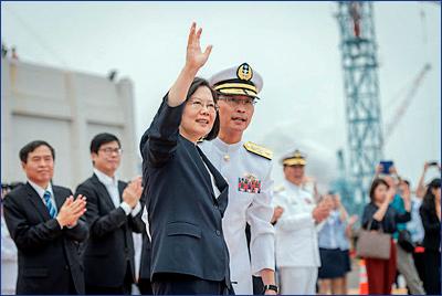 Тайвань будет строить субмарины