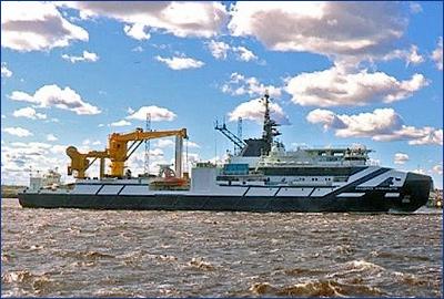 Ко Дню ВМФ Минобороны России получит новое океанографическое судно