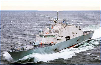 ВМС США введут в строй очередной корабль прибрежной зоны
