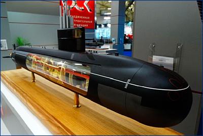 Глава ОСК сообщил о готовящемся контракте на разработку техпроекта подлодки «Калина»