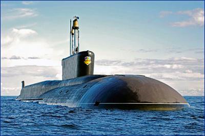 СМИ: стратегический ракетоносец «Князь Олег» отправят вместо Северного на Тихоокеанский флот