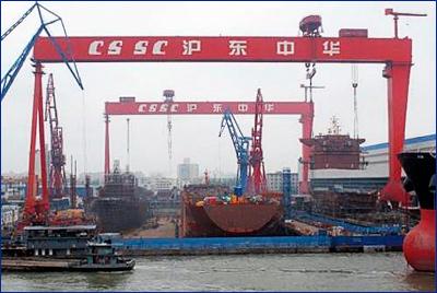 Китайские корабелы займутся созданием умных судов