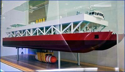 В России создадут новое судно для подъема подводных объектов