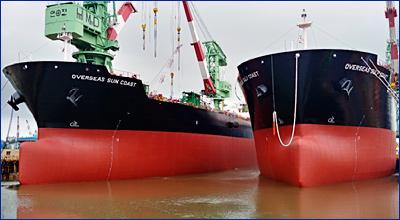 OSG получила два новых танкера MR2