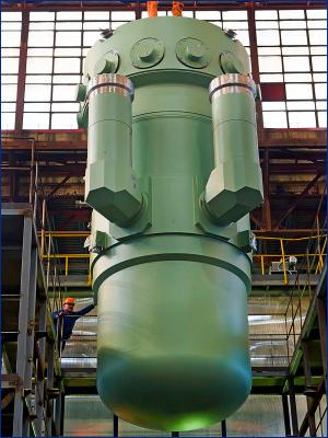 Атомэнергомаш оснастит реакторными установками «РИТМ-200» еще два ледокола нового поколения