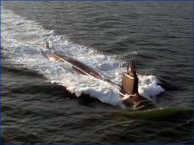В Южно-Китайском море зафиксирован взрыв до 20 клт – подозрение на АПЛ США