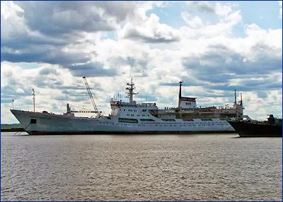 Океанографическое судно «Адмирал Владимирский» завершило морской этап ходовых испытаний