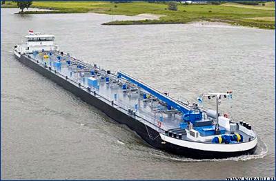Смарт Мэритайм Груп завершает строительство третьего танкера