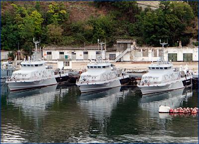 Зеленодольский завод получил контракт еще на три противодиверсионных катера проекта 21980
