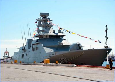 Мексиканский фрегат Reformador проекта SIGMA 10514 введен в строй