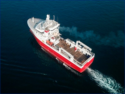 Tersan Shipyard Inc. сдал в эксплуатацию головное краболовное судно проекта ST184 «Зенит»