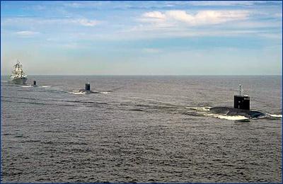 Северный флот в 2021 году получит ДЭПЛ, оснащённую «Калибрами» – командующий СФ Моисеев