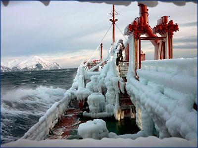 Оборудование для ледокола ВМФ получит импортную начинку, несмотря на наличие российского аналога