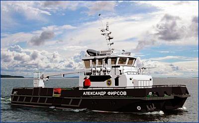 Второй гидрографический катер проекта 23370Г передадут ВМФ до конца 2020 года
