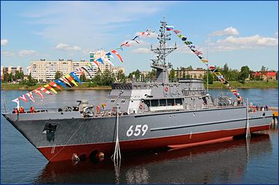 Средне-Невский судостроительный завод планирует сдать ВМФ РФ 5 тральщиков к 2023 году