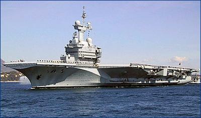 СМИ: программа создания нового французского авианосца стартует ко Дню взятия Бастилии