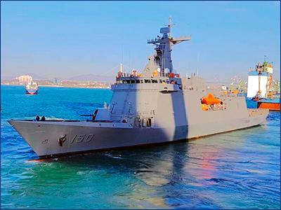 Филиппинский флот усилился первым в своей истории ракетным фрегатом