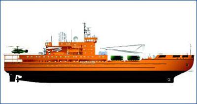 Научно-экспедиционное судно (НЭС)