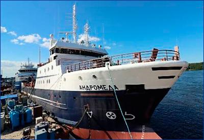 Отечественные корабелы строят 13 судов для мурманских рыбаков