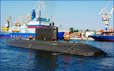 Завершились ходовые испытания второй «Варшавянки» для Тихоокеанского флота