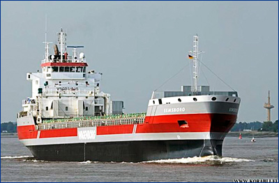 Моряки Балтийского флота эвакуировали члена команды иностранного гражданского судна в Финском заливе
