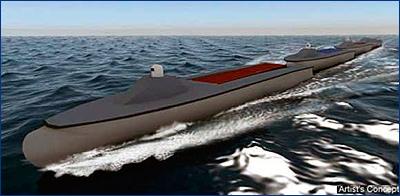 В США выбрали компанию для разработки «морских поездов»