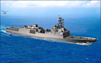 «Созвездие»: новое имя американских фрегатов