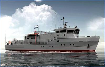На Камчатке завершаются госиспытания двух современных аварийно-спасательных катеров для ТОФ