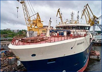 Мишустин утвердил план реализации стратегии развития судостроительной отрасли