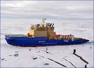 Росморпорт планирует пополнить флот новым ледоколом на 18 МВт