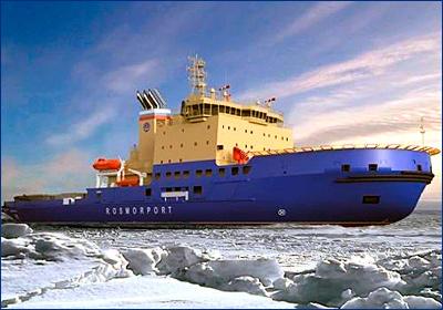 «Росморпорт» объявил повторный конкурс на второй ледокол проекта 21900М2