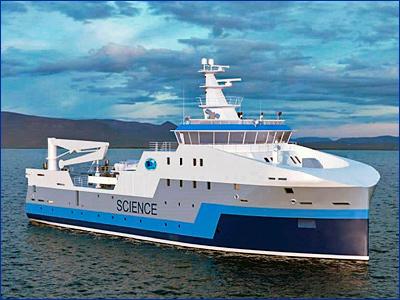 На Невском ССЗ построят два научно-исследовательских судна для ФГБНУ «ВНИРО»