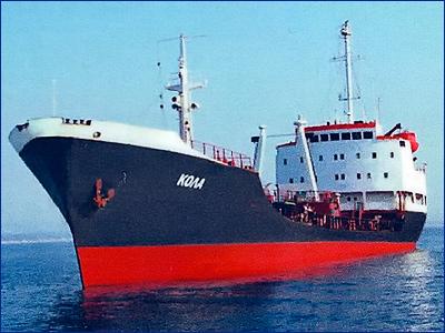 В Суэцком заливе сухогруз столкнулся с танкером Балтфлота