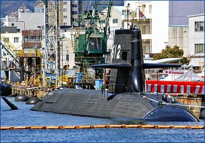 Вторая в мире подводная лодка на литий-ионных батареях введена в строй