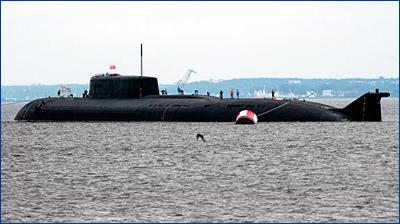 Военный источник опроверг информацию СМИ о нештатной ситуации у российской атомной подлодки «Орел»