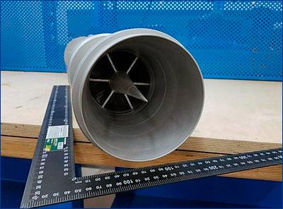 Для энергоустановки атомного ледокола распечатали элемент на 3D принтере
