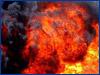 Пожар на прогулочном катере «Агат»