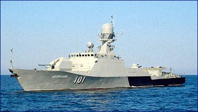 Малый артиллерийский корабль проекта 21630 «Махачкала»