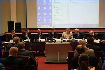 Итоги Форума «Морская индустрия России»