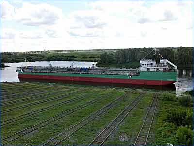 третий танкер проекта RST27