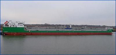 пятый танкер проекта RST27