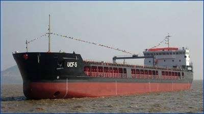 многоцелевое сухогрузное судно проекта RSD18