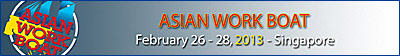 Asian Shipping and Work Boat 2013