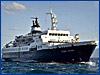 Пассажирское судно Любовь Орлова