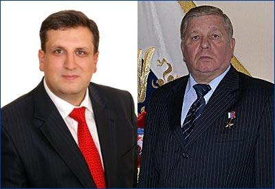 Максим Мейксин и Михаил Моцак