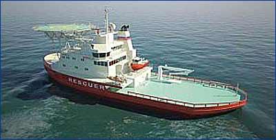 ПСЗ «Янтарь» отгрузил новые секции ледокола на верфь Arctech Helsinki Shipyard