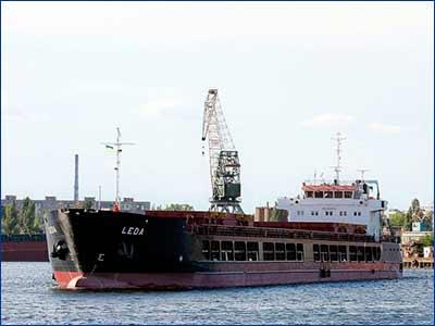 Херсонский СЗ сдал в эксплуатацию сухогруз проекта RSD58